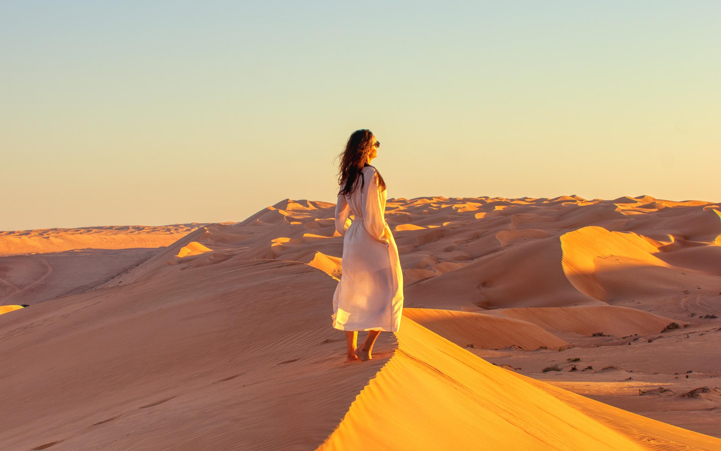 Viaggiare da soli è un modo per conoscersi e per trovare ispirazione.